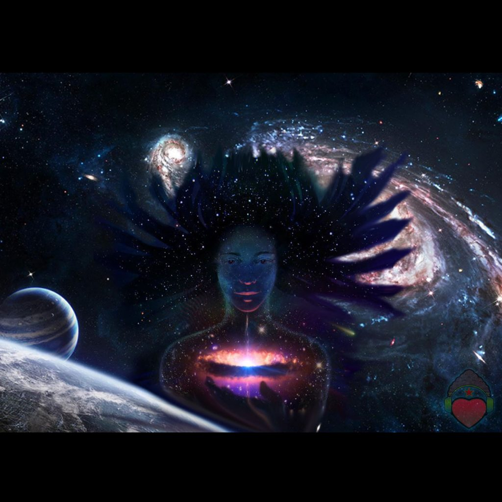 In her youth, Astral travelling was developedas an escape mechanism for the spirit of a girl facing trauma with no one to turn to.