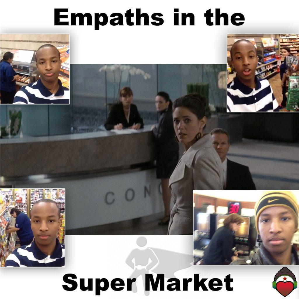 Empaths in the Supermarket