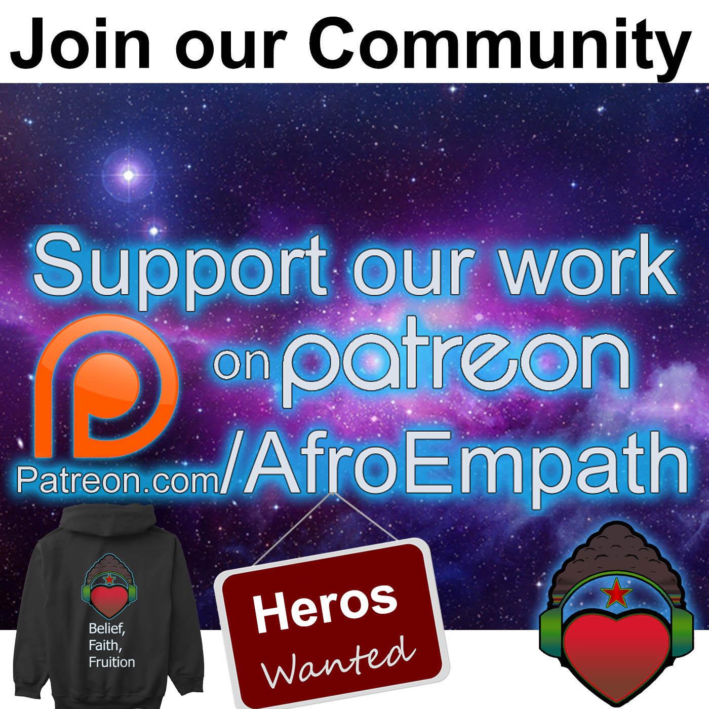 Pro-Black Empath Community